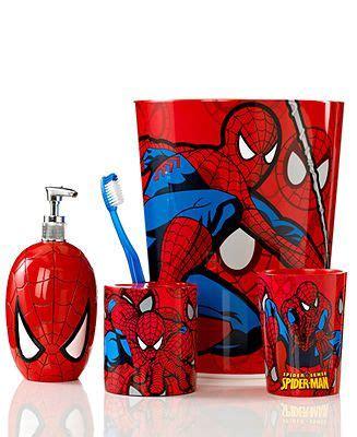 marvel superhero bathroom accessories marvel bath accessories spiderman sense collection