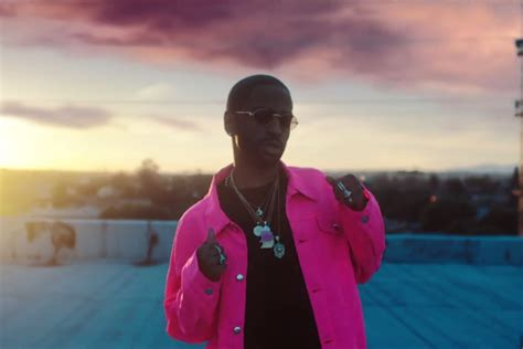 big sean took an l big sean takes no l s on new bounce back music video