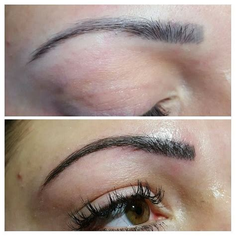 tattoo eyebrows yourself 1000 ideas about semi permanent tattoo on pinterest