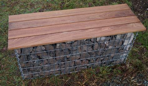 gabion bench build your own gabion benches gabion baskets garden design