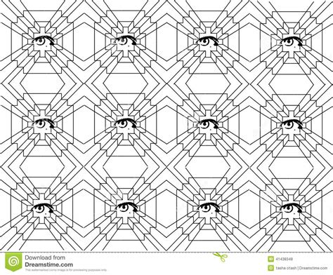modular layout graphic design ornament stock vector image 41438348