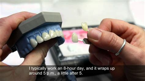 Dental Laboratory Technician Description A Day In The Of A Dental Laboratory Technician