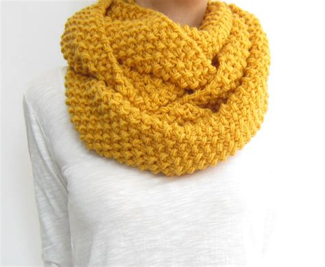 how to knit a snood scarf free pattern honey gold infinity scarf knit loop scarf yellow snood