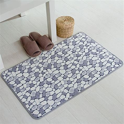 coral bath mat docbear jacquard doormats coral velvet bathroom rugs soft and absorbent non slip bath mat 20 x