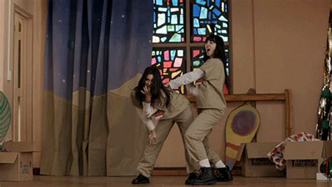 Orange Is The New Black Shower Gif orange is the new black animated gif