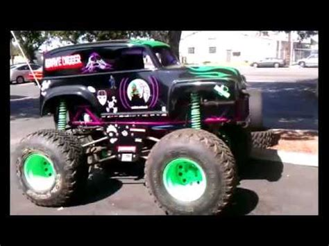 grave digger monster truck videos youtube mini monster truck grave digger youtube