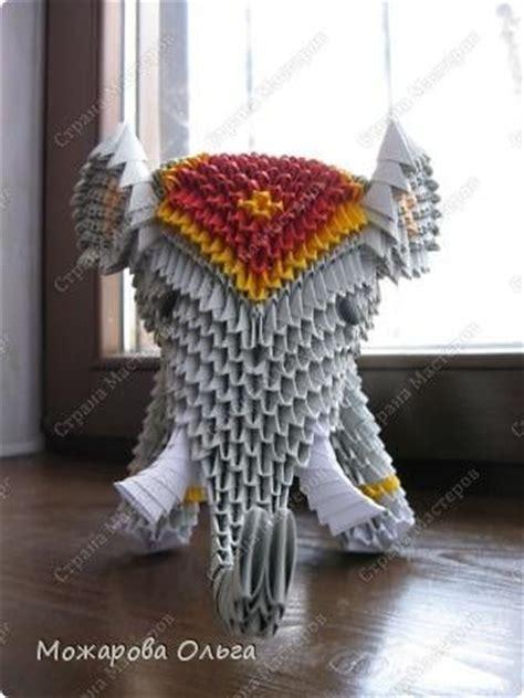3d Origami Elephant - origami 3d elephant 1 origami 3d elephant