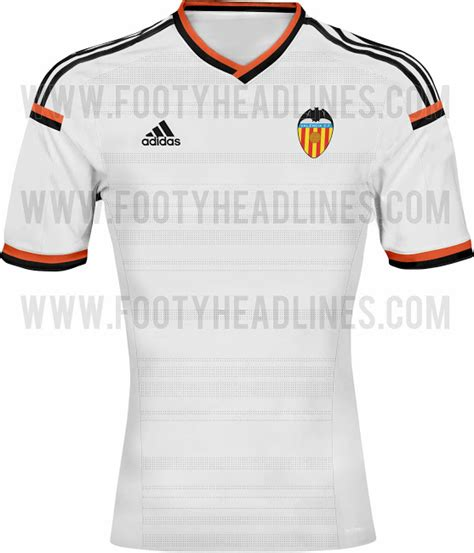 Jersey Valencia Away No Sponsor discussion soccer association football new kits page