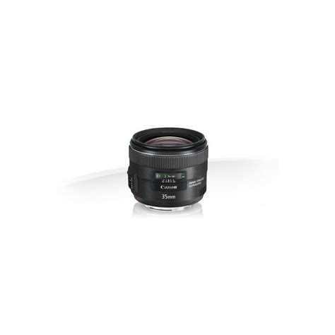 Canon Ef 35mm F 2 obiettivo canon ef 35mm f 2 is usm lens