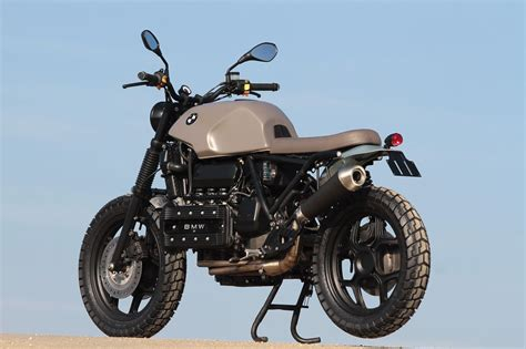 Motorrad Bmw K100 by Bmw K100 Scrambler Custom Motorcycles Projects 1