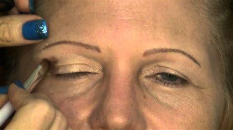 makeup tutorial eyeliner for hooded eyes eye makeup tutorial for hooded eyes youtube