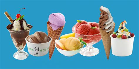 desserts ice cream difference between and frozen dessert business