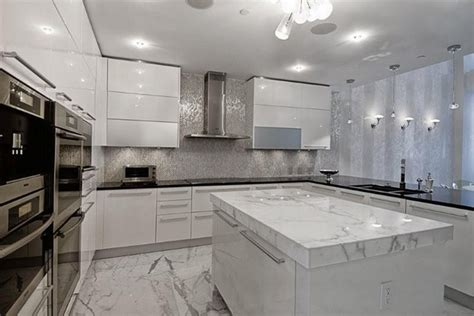 Modern Kitchen Cabinets Miami Miami Luxury Condo Contemporary Kitchen Miami By Heritage Luxury Builders