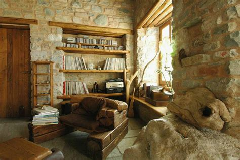 stone house interior traditional stone house for a way of life simple and necessary decoholic