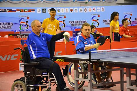 para table tennis international table tennis federation