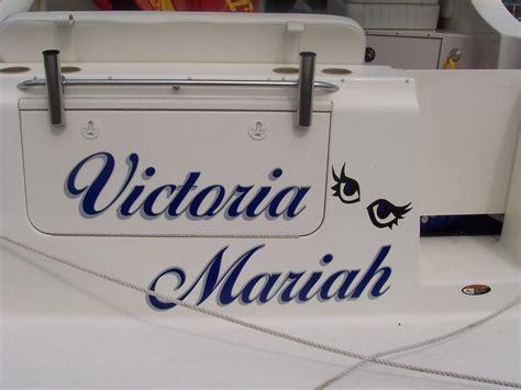 boat lettering online design custom boat lettering online signs n frames