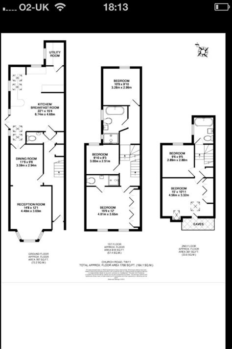 house extension layout victorian terrace architecture pinterest victorian