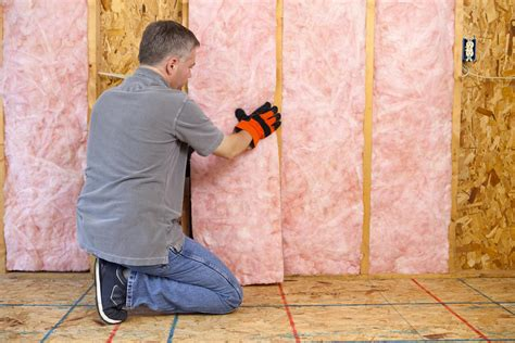 types  insulation   garage