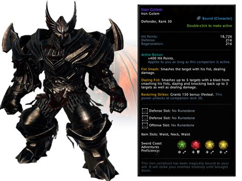 neverwinter how to upgrade your companion how to upgrade companion neverwinter