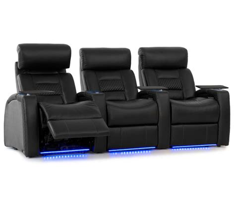 power headrest theater seating octane flex hr series home theater seating with power