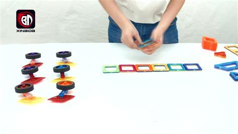 Magformers 32 Pcs Mainan Magnet Magnet Block magical magnet 132 pcs intelligence magic toys magformers