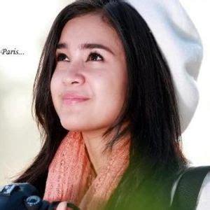 foto michelle ziudith di film love in paris biodata profil foto michelle ziudith pemeran yasmin di