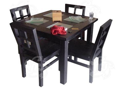 Makan Meja Restoran Angke meja makan restoran minimalis mebel jati jepara mebel