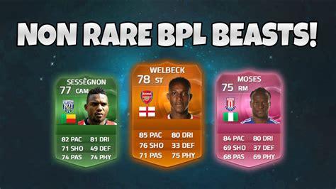 Non Rare Players Fifa 15 | fifa 15 ultimate team cheap non rare bpl beasts squad