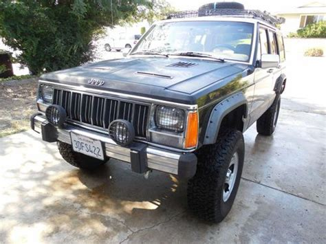 1993 Jeep Country Purchase New 1993 Jeep Country Sport Utility 4