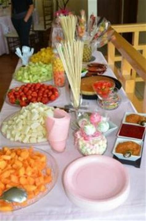 Comida Para Un Baby Shower by 1000 Images About Decoracion Para On