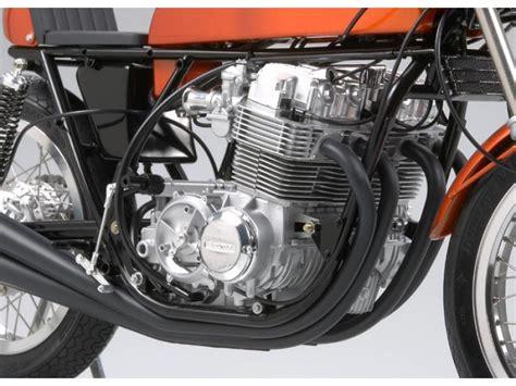 Motorrad Auspuff Plastik by Tamiya 1 6 Honda Cb750 Racing Semi Assembled 23210 From