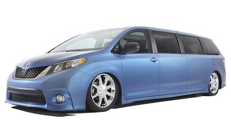 Toyota Swagger Wagon Sema 10 Toyota Swagger Wagon Supreme It S An