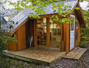 Build Small Home by Honey I Shrunk The House Tiny Homes By Lloyd Kahn