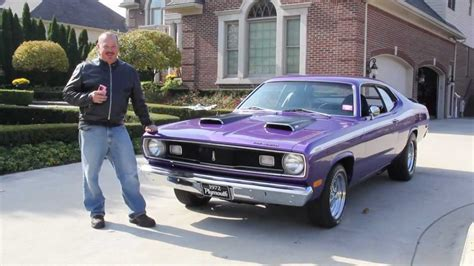 bb plymouth hoe 1972 plymouth duster classic car for sale in mi