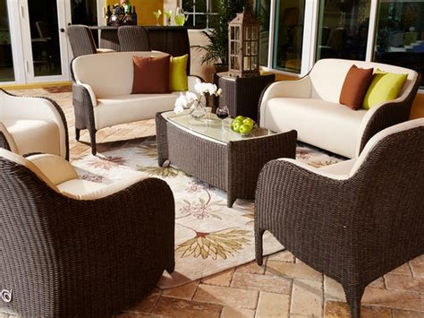 wicker living room sets el dorado furniture living room sets rattan luxury and