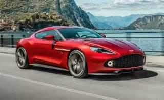 All Aston Martin Cars Aston Martin To Build Vanquish Zagato But You Can T