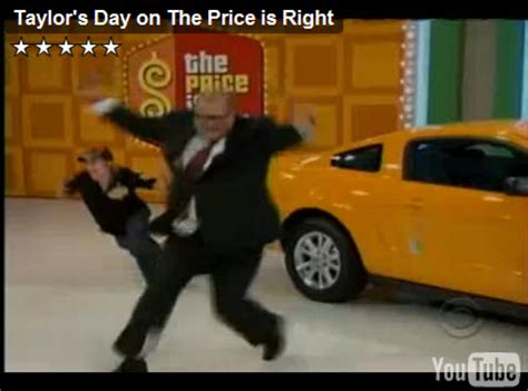 Thepriceisright Giveaways - taylor is da man wins 3 vehicles prizes worth 79 897 on the price is right