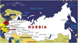 Russia Usa Map by Future Fact Amp Fiction Putin For Usa President