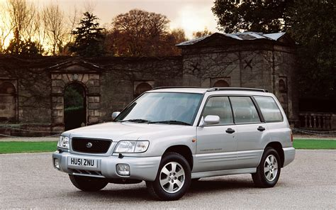 subaru old by the numbers 1997 2014 subaru forester