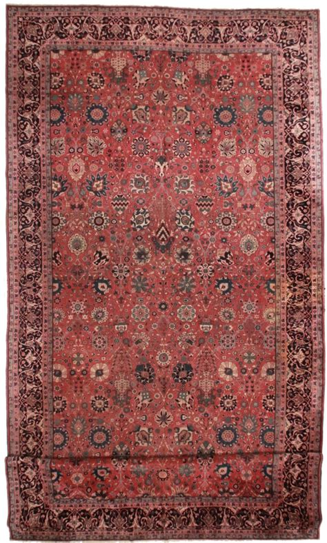 Rugs Large by Large Turkish 12x25 Wool Rug 5280