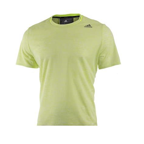 Tshirt Adidas Yellow buy gt adidas supernova t shirt yellow