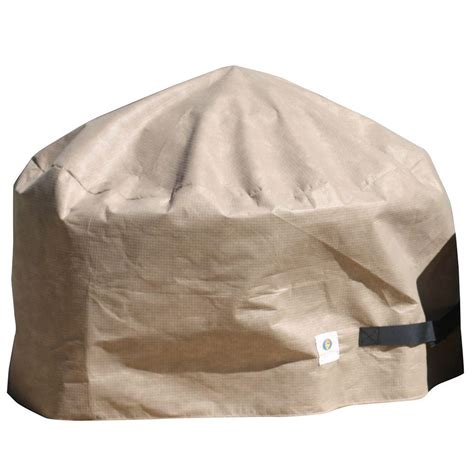 Duck Covers Elite 36 In Round Fire Pit Cover Mfpr3620 Firepit Covers
