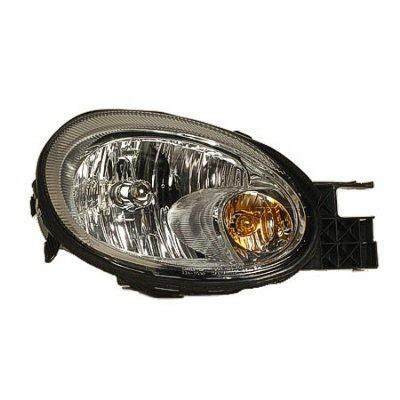 2005 dodge neon headlight replacement dodge neon 2003 2005 right passenger side replacement