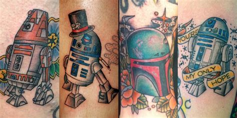 tattoo wars wars tattoos and wookiee cookiees knives and needles