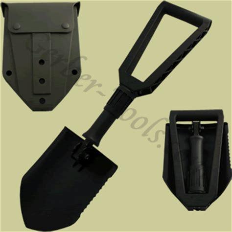 gerber e tool gerber e tool folding spade with green foliage sheath 22 01062