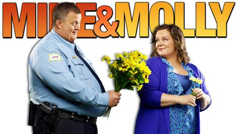 on mike and molly mike molly tv fanart fanart tv