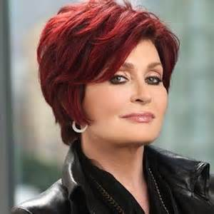 how to get osbournes haircolor how to get sharon osbourne red hair color