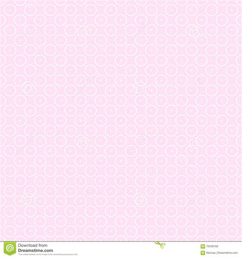 dot pattern fill cute pink seamless pattern endless texture royalty free