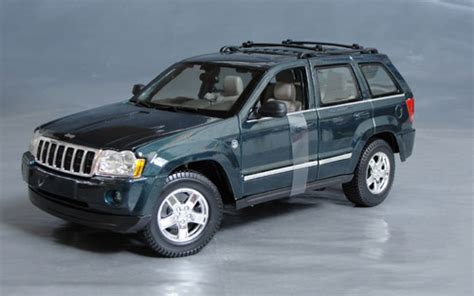 2005 Jeep Grand Models 2005 Jeep Grand Limited Details Diecast Cars