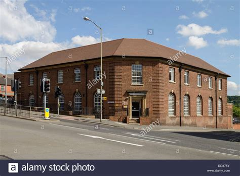 Chesterfield County Court Search Chesterfield County Court Building Chesterfield Derbyshire Uk Stock Photo Royalty